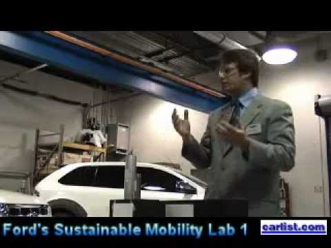Ted J. Miller, Advanced Battery Technology, Ford Motor