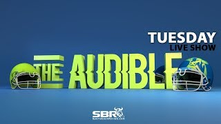 Football Betting Daily: The Audible | Early Break Down of the Week 2 Opening Odds
