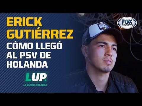 Erick Gutiérrez pidió salir del Pachuca para fichar por el PSV