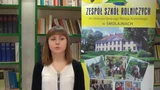 Podejmij naukę w Zespole Szkół Rolniczych w Smolajnach