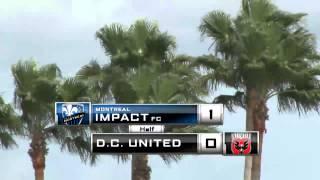 Disney Pro Soccer Classic: Montreal Impact vs D.C. United - LIVE