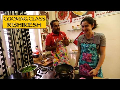 COOKING CLASS || Rishikesh
