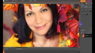 Замена лица в фотографии на сайте Imikimi.com