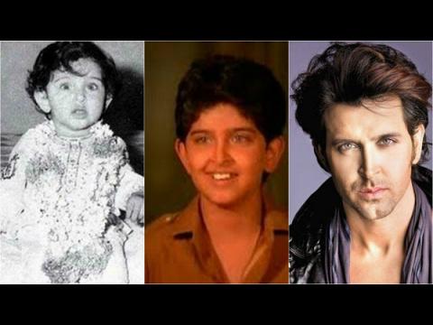 Childhood Photos Of Hrithik Roshan | www.pixshark.com ...