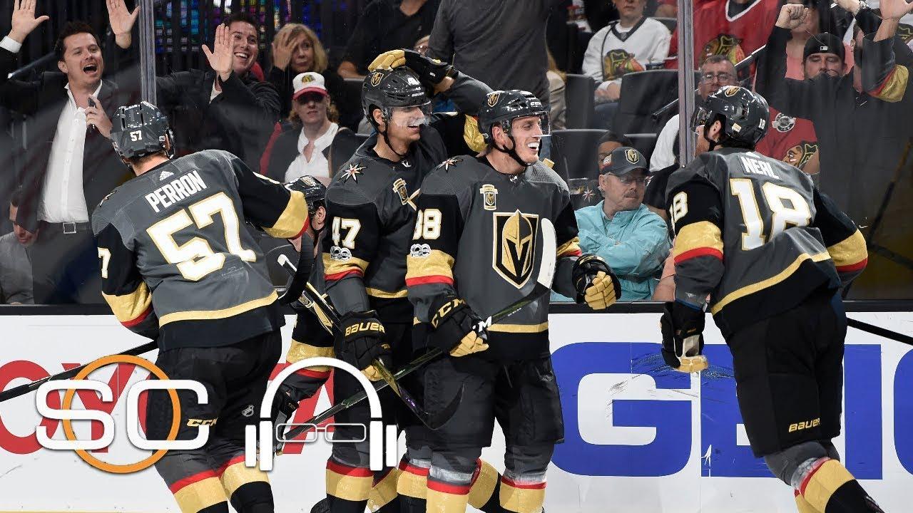 Vegas Golden Knights Success Stats Predictions