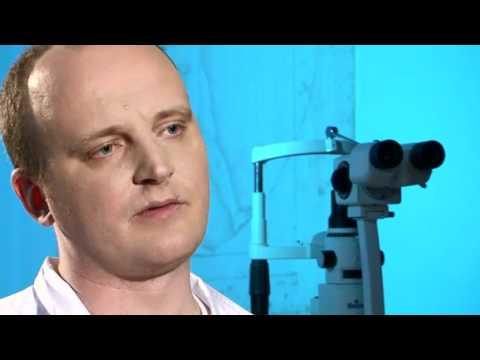 Лазерная операция по устранению близорукости