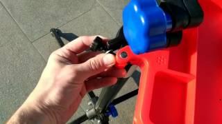 Обзор велостойки для ремонта велосипедов