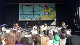 "The Raincoats. ""The Void"". Live @ 35 Denton Festival."
