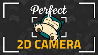 Thumbnail for '2D Camera in Unity + Confining to bounds [Cinemachine]'