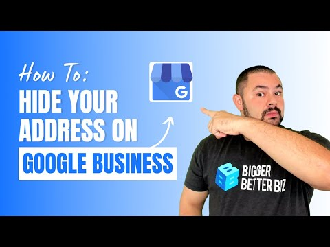 How To Hide My Address On Google My Business