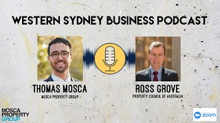 Ross Grove - Property Council Of Australia Interview With Thomas Mosca
