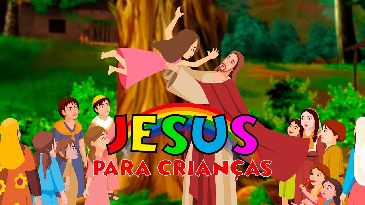 Jesus para Crianças - Trailer
