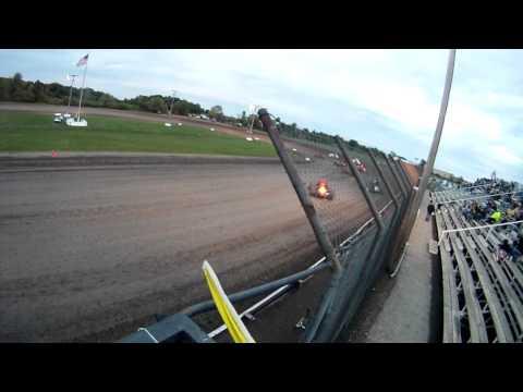 SprintCar Heatrace 1 (GoPro Flagman View)