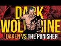 Daken: Dark Wolverine vs The Punisher I ( FrankenCastle Origin )