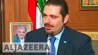 PM Saad Hariri resignation plunges Lebanon into uncertainty