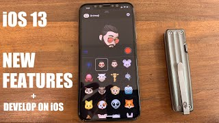 iOS 13 All New Features + Developing on iOS From WWDC 19