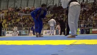Victor Silverio x Dimitrius Soares - Campeonato Brasileiro de Jiu-Jitsu 2015 CBJJ