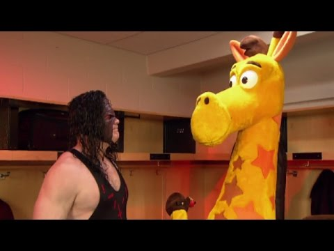 Kane suggests a new action figure for Toys R Us' Geoffrey