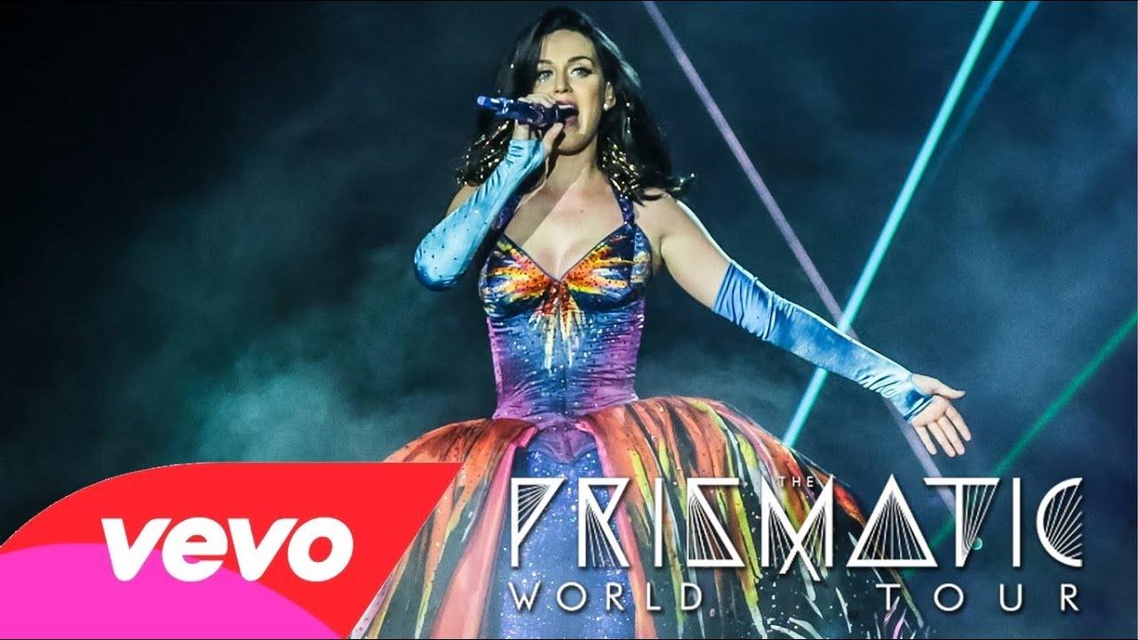 Prismatic Tour Dvd