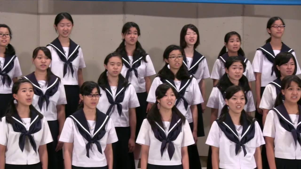 名古屋市立神沢中学校 混声合唱...