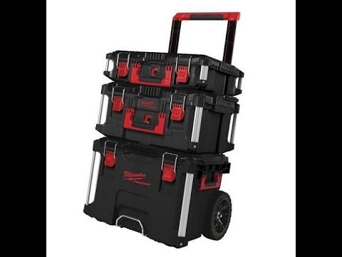 Milwaukee PACKOUT Modular Storage From Power Tools UK