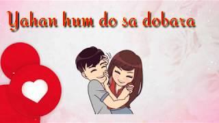 Hua hai aaj pehli baar WhatsApp status female version