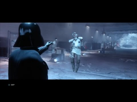 Star Wars Battlefront Training The Dark Side Darth Vader