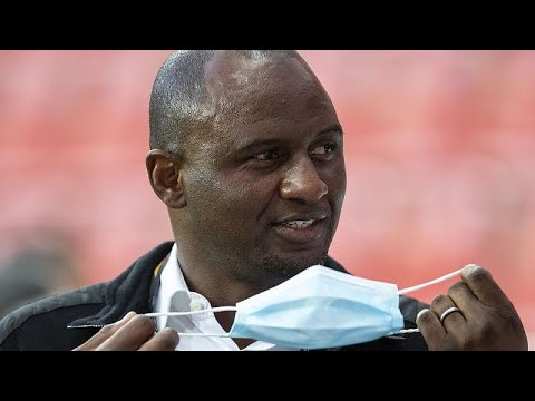 Football: Patrick Vieira back to EPL as manager