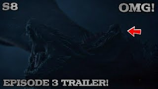 Big Clues! Game of Thrones Season 8 Episode 3 Trailer Breakdown Battle of Winterfell Preview