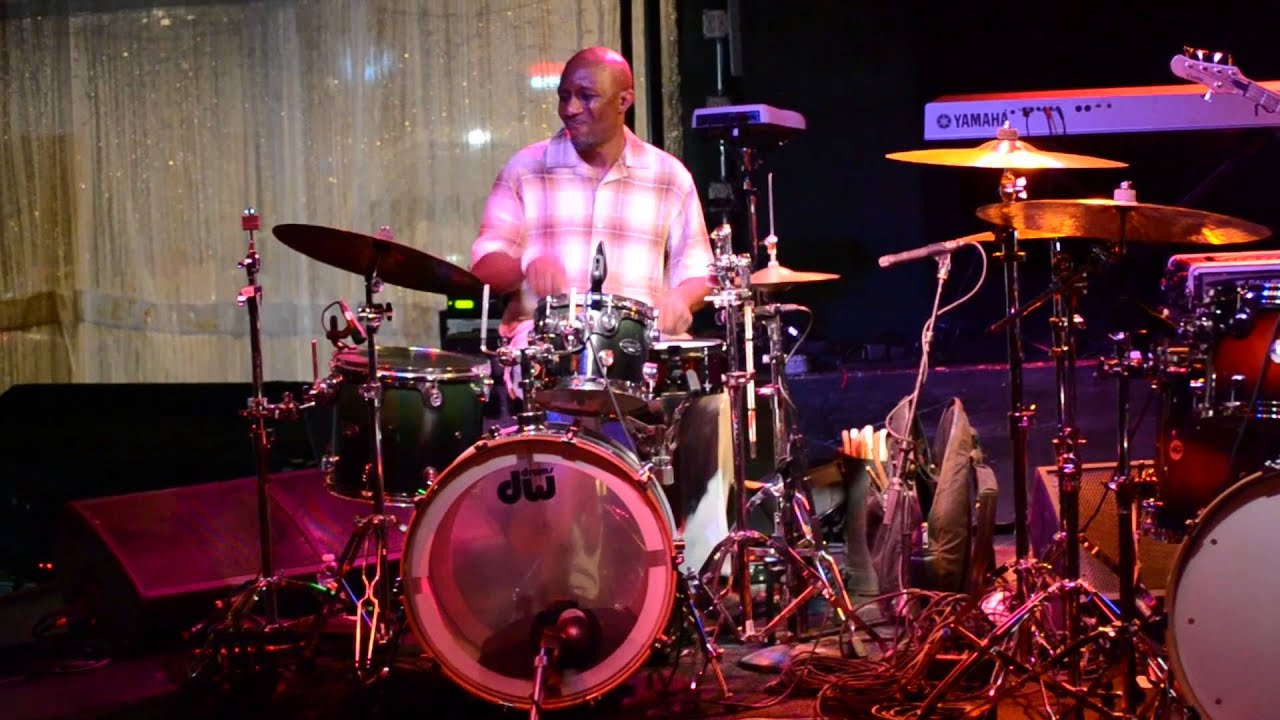 062 Charles Anthony Thompson Drum Solo At Revroom