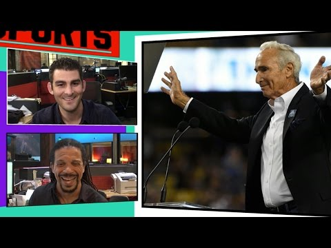Rare Sighting Of Dodger Legend Sandy Koufax | TMZ SPORTS