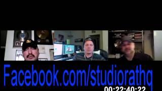 "Lenny Kravitz ""Let Love Rule"" behind the scenes, a Studio Rat Podcast #14"
