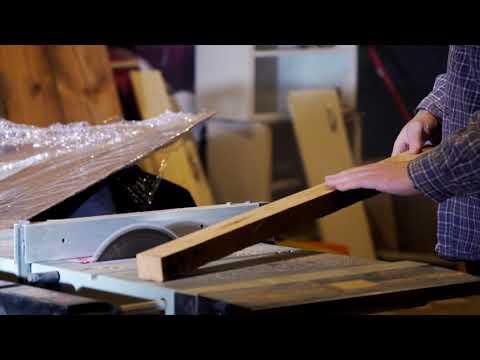 DIY frame ideas using reclaimed wood in Detroit 4 of 9