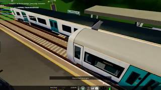 Roblox SCR: Connect train from Stepford Central to Stepford UFC (Next-gen 357)