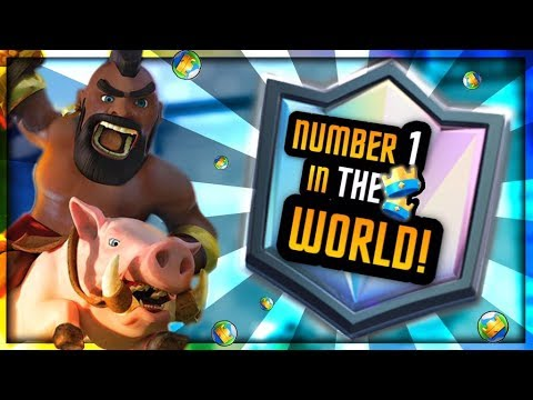 #1 PLAYER IN THE WORLD :: HIS OP HOG DECK & FINAL MATCHES