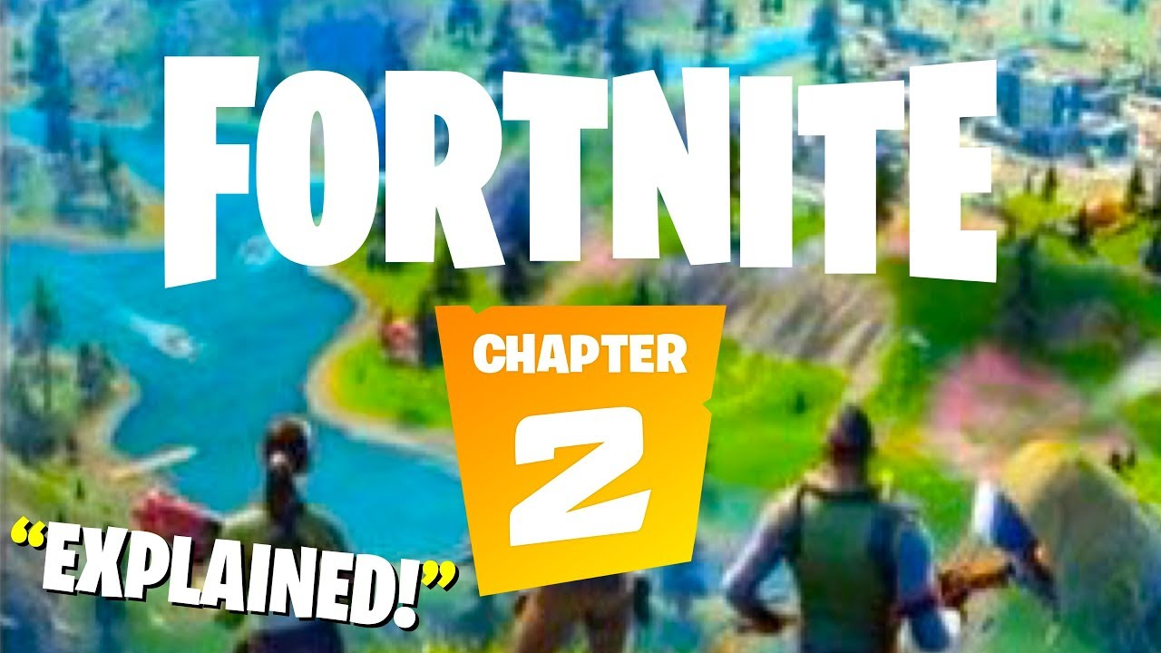 'Fortnite' Patch Notes: 11 Of The Biggest Changes In 'Chapter 2'