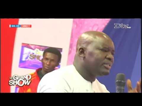 Lepp à mourire de rire Moussa Dieng - Le grand Show