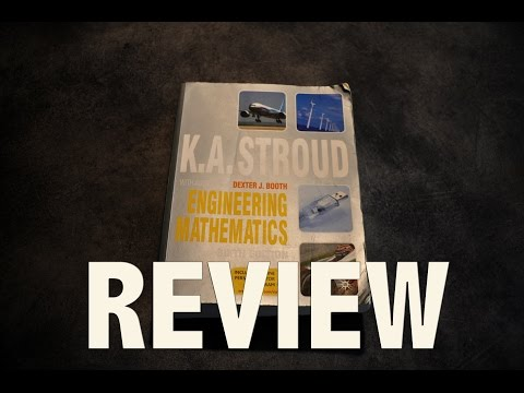 Engineering Mathematics by K.A.Stroud: review