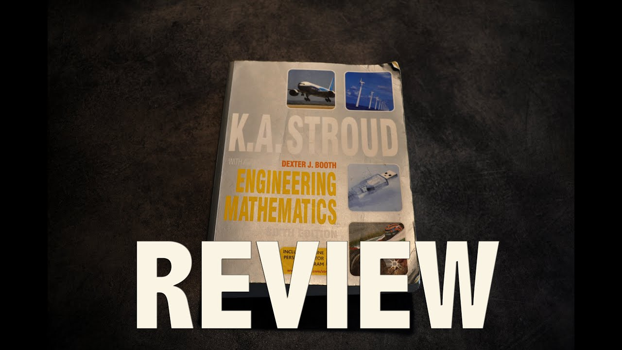 Engineering Mathematics by K A Stroud: review | Learn maths, linear  algebra, calculus