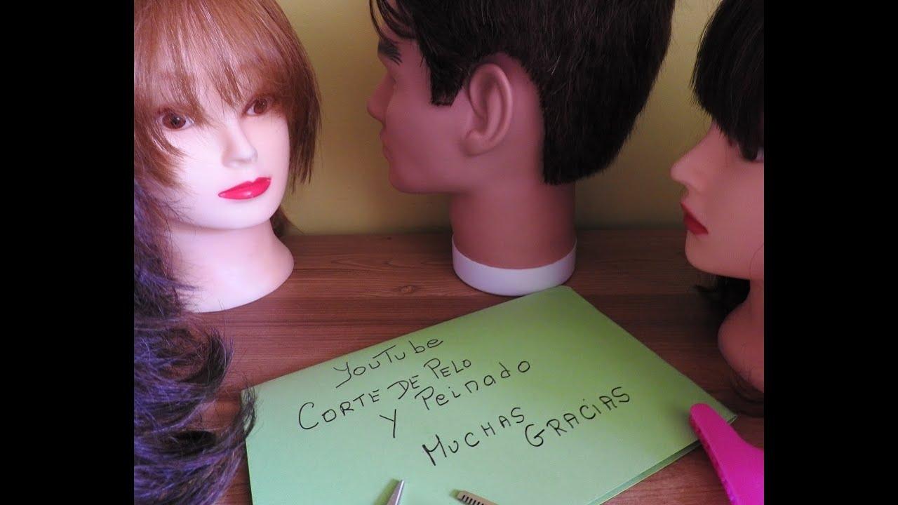 Cortes de pelo y Peinados / Corte de pelo y Peinado #shorts