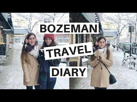 BOZEMAN, MONTANA TRAVEL DIARY 2017 | Esperanza Scotto