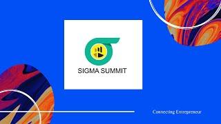 2nd Global Sigma Summit 2020