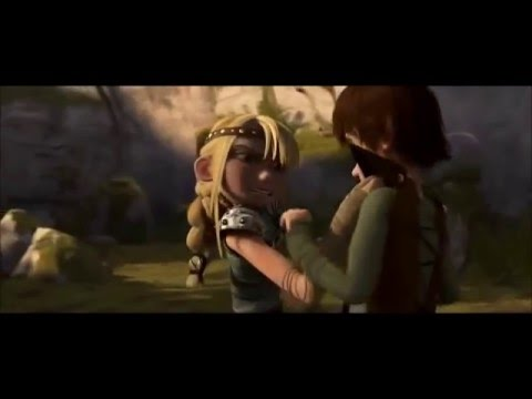 Astrid X Hiccup Bad Boy