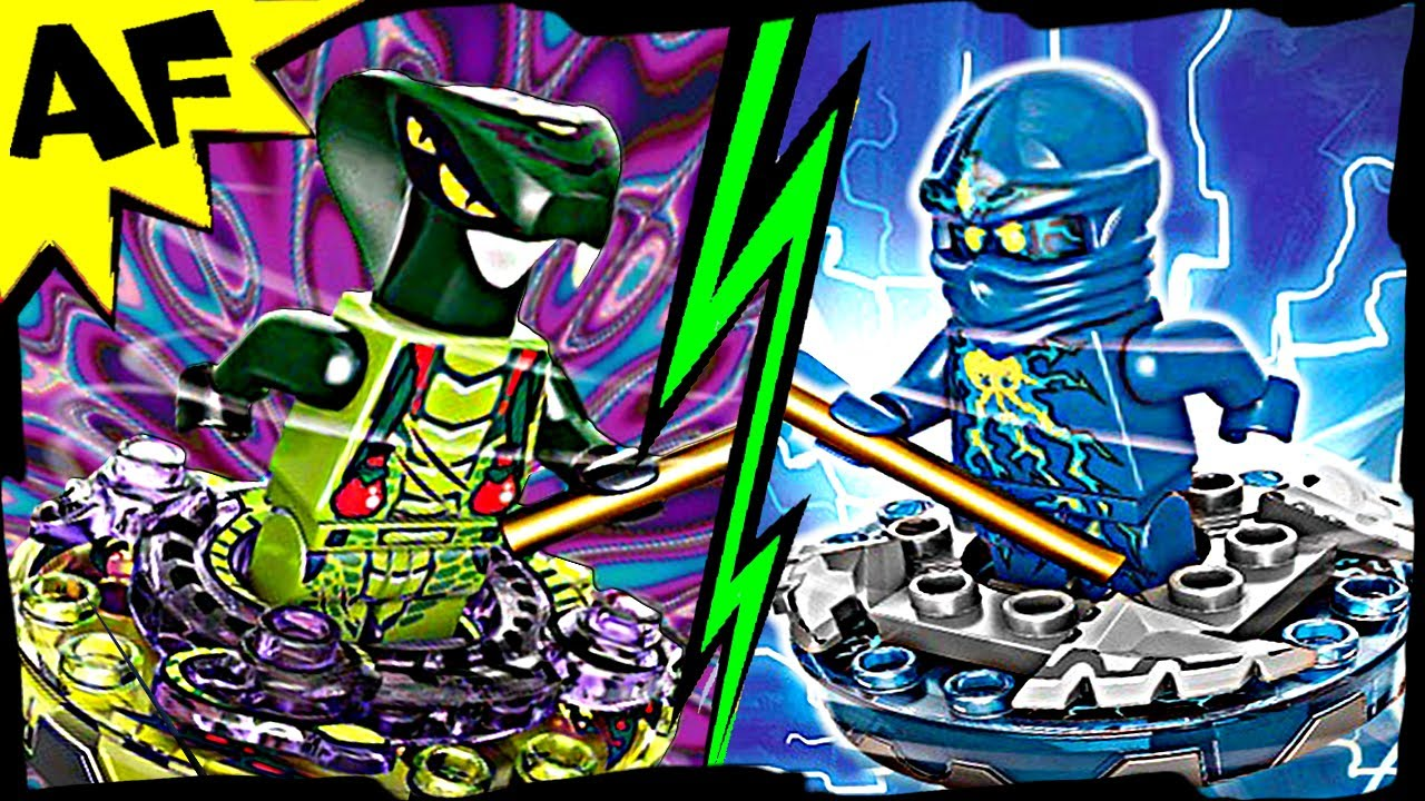Nrg jay vs spitta lego ninjago spinjitzu battle stop motion review 9569 9570 youtube - Ninjago vs ninjago ...