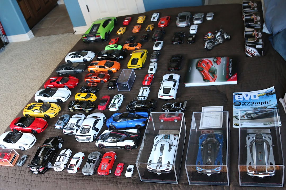 Scale Model Car Collection Part 2 1 18 1 24 1 32 1 36 1 48