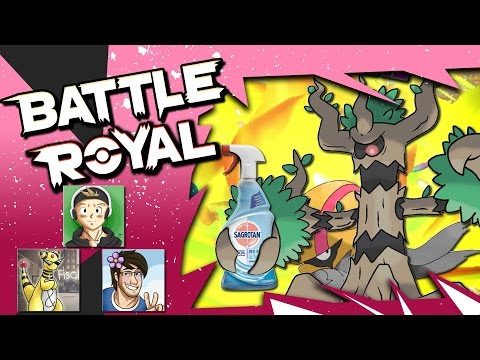 Pokémon [SuMo] Sonne und Mond Live Wifi Battle Royal (FFA) #6