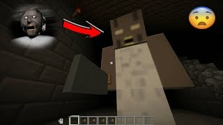 """🔴 I DON'T LIKE THIS MAP """"WARNING"""" MINECRAFT GRANNY'S MAP"""