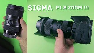 (Mini Vlog) Sigma 18-35mm f1.8 Art Lens | !!! أفضل عدسة بالعالم