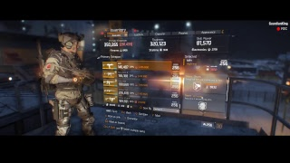 GuardianKing - The DIVISION 1.7 : 16 AUG 2017