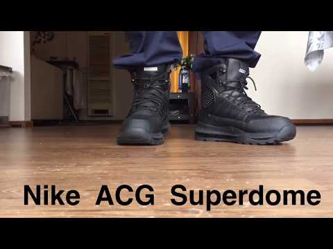 Nike ACG Zoom Superdome - Best Police Boots